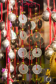 Lucky Chinese wind chime — Stock Photo