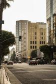 Cityscape - Los Angeles — Stock Photo