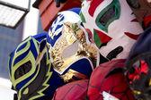 Lucha libre masks — Stock Photo