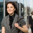 Businesspeople walking — Stock Photo #36418745