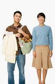 Happy parents — Stock Photo