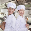 Two Chefs — Stock Photo #36638949