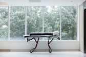Empty stretcher — Stock Photo