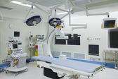手術用機器と手術室 — ストック写真