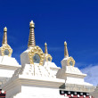 White Temple — Stock Photo #35478259
