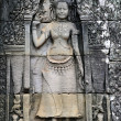 Buddhist carving — Stock Photo
