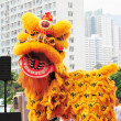 Lion dance — Stock Photo #39391335