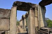 Temple,Angkor Wat Cambodia — Stock Photo