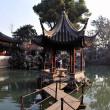 Classical Gardens of Suzhou — Stock Photo