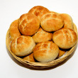 Breakfast rolls — Stock Photo
