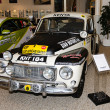Постер, плакат: Old rally car