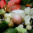 Stok fotoğraf: New Year and Christmas decorations