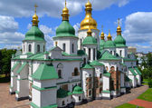 Saint Sophia Cathedral in Kiev, Ukraine — Stock Photo