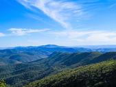 Góry parku sete passagens — Zdjęcie stockowe