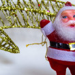 Christmas santa Claus — Stock Photo