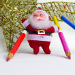 Постер, плакат: Santa Claus Decorations