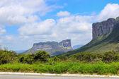 Mountains in Chapada Diamantina — Stock Photo