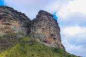 Berge in chapada diamantina — Stockfoto