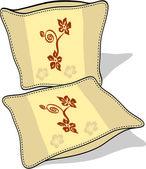 Pillow vector — Stockvector