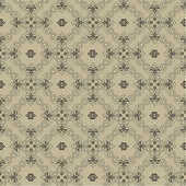 Seamless vintage background. — Stock Vector