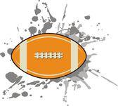 Vector American football — Stock Vector