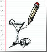Pencil doodle vector — Stock Vector