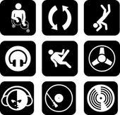 Digital music — Stock Vector