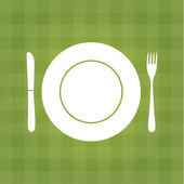 Vector tablecloth background  — Stock vektor