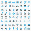 Business icon set — Stock Vector #35701475
