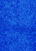 Blue japanese paper — Stock Photo