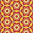 Vector seamless abstract geometric pattern — Vettoriali Stock
