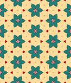Vektorové bezešvé abstraktní geometrický vzor — Stock vektor