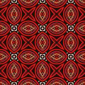矢量无缝抽象的几何图案 — 图库矢量图片