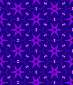Vector seamless abstract geometric pattern — 图库矢量图片