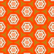 Vector seamless abstract geometric pattern — Imagen vectorial