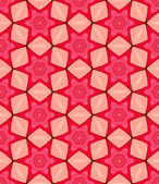 Vector seamless abstract geometric pattern — Stock Vector