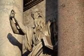 Statue of Saint Paul — Stock Photo