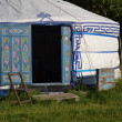 Yurt - Mongolian Ger — Stock Photo #38478485