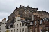 Edinburgh Castle, Scotland, UK — Stockfoto