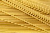 Spaghetti noodles or pasta food background — Foto de Stock