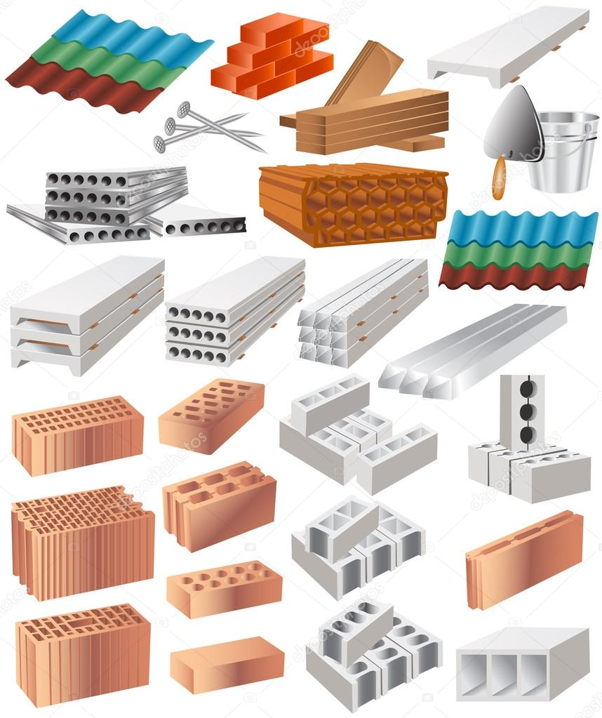Building material for Materials needed to build a house