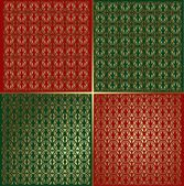 New year christmas texture — Vettoriale Stock