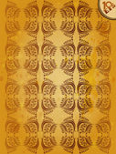 Gold old royal luxury texture background — Vector de stock