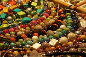Colorful chaplets — 图库照片