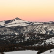 Stevens Peak at Sunset — Stock Photo