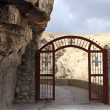 Stock Photo: Gate o Monastery of St. George