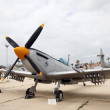 British Supermarine Spitfire Mk.1X — Stock Photo