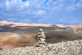 Judaic desert — Stock Photo