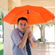 Stock Photo: Munder umbrella
