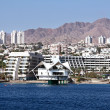 Promenade in Eilat — Stock Photo